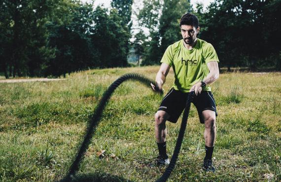 O que é o treino HIIT?