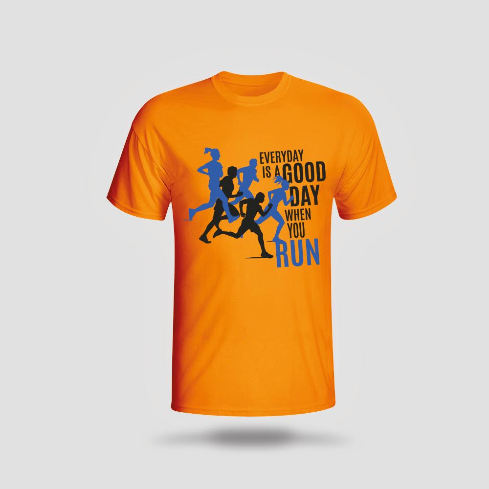 sélection premium 77f70 7fe5e T-shirt running HMC