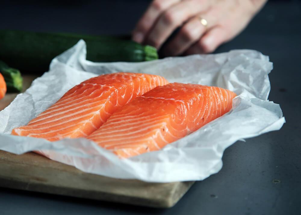 Apostar no consumo de peixes gordos