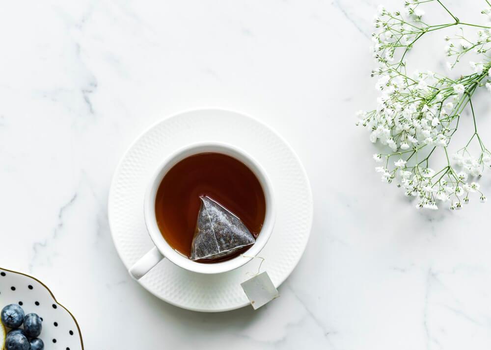 Chá: o melhor amigo das gripes e constipações