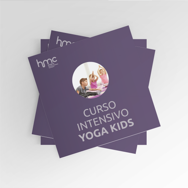 Curso intensivo Yoga Kids 3-5 anos