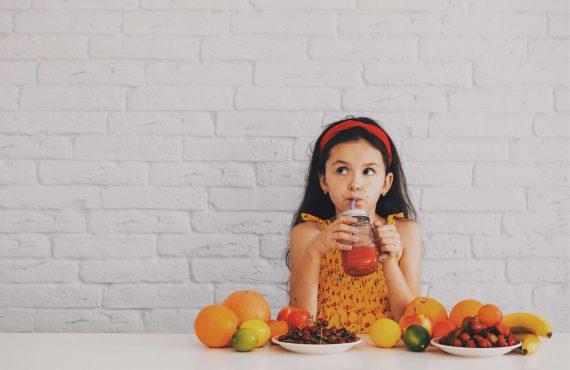 Alimentação consciente: como melhorar a concentração das crianças