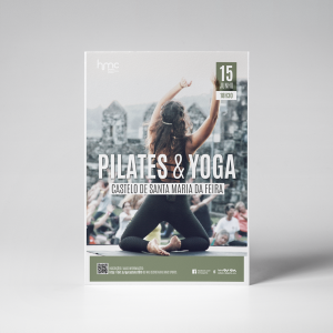 Pilates & Yoga no Castelo 2019