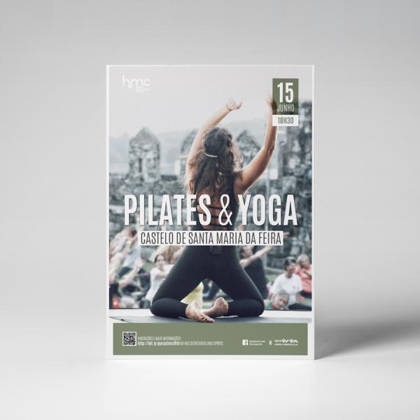 Pilates & Yoga no Castelo 2019