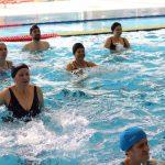 Benefícios da prática regular de Hidroginástica