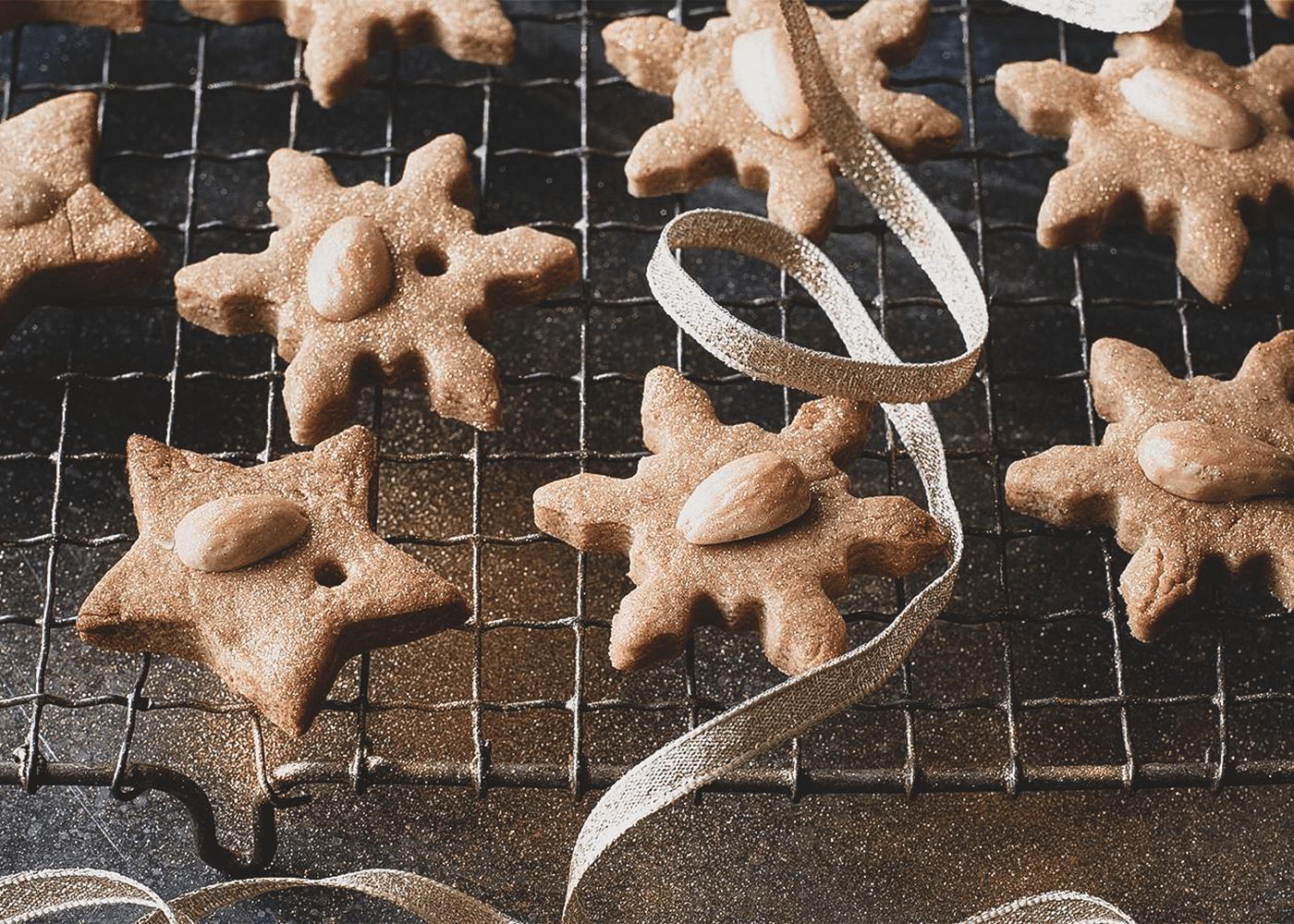 bolachinhas low sugar - Receitas práticas para um Natal mais saudável