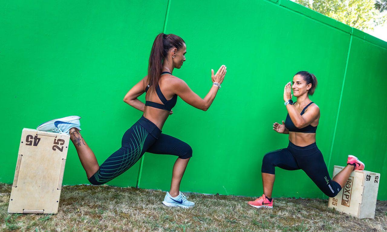 Quer fortalecer glúteos, abdominais e pernas Este é o treino que deve fazer