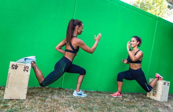 Quer fortalecer glúteos, abdominais e pernas? Este é o treino…