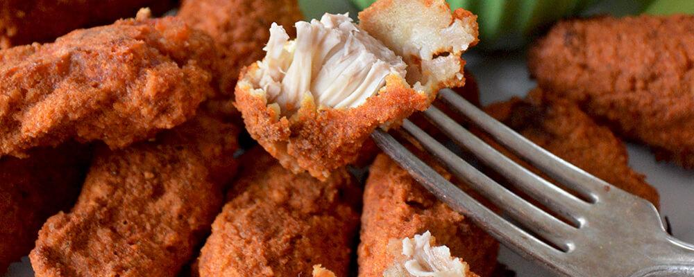 nugget frango 1 - Receitas saudáveis e nutritivas para crianças