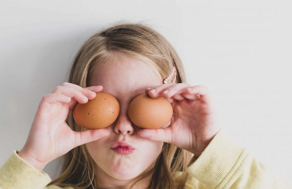 Receitas saudáveis e nutritivas para crianças