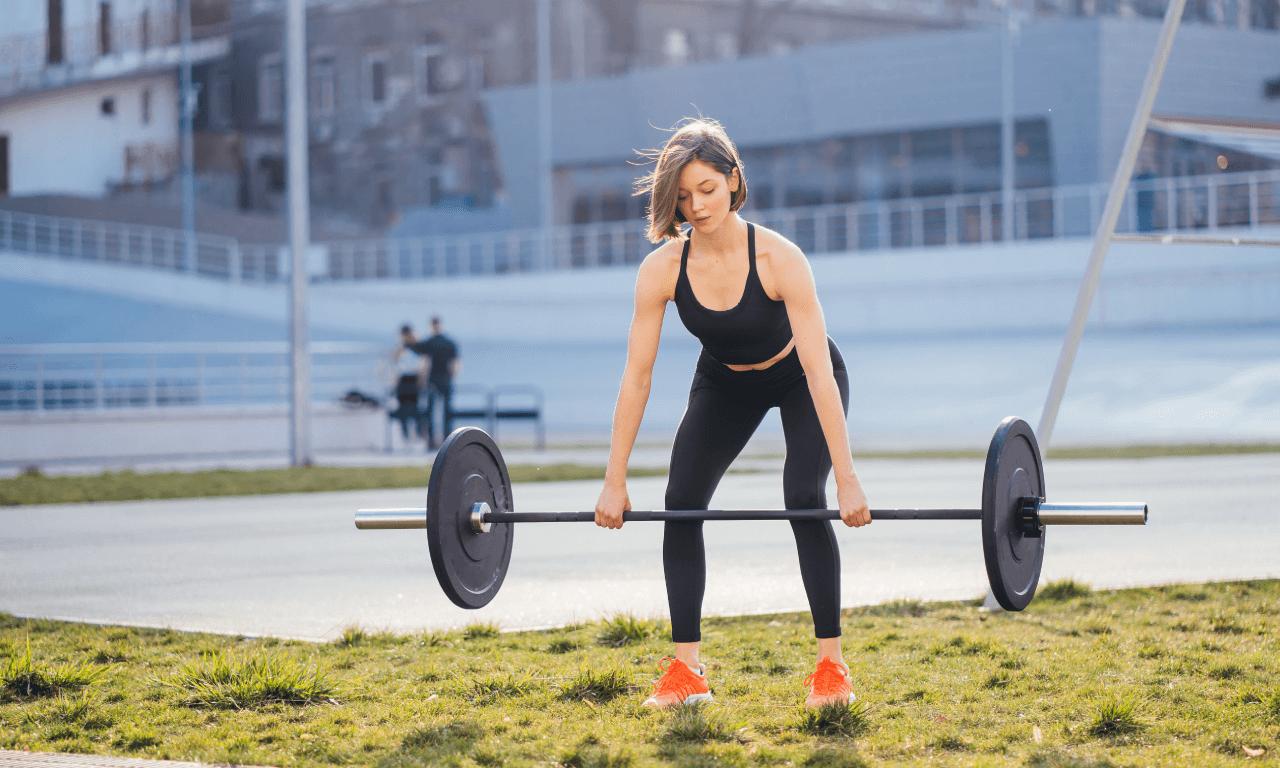 Exercícios para treino de costas