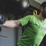 Exercícios para treino de ombros