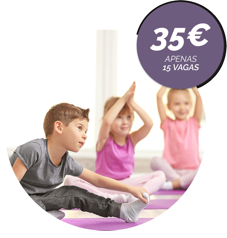 yogakids 1 - Cursos intensivos: Baby Yoga & Yoga Kids